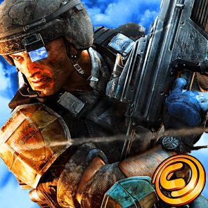Battlefield Combat Nova Nation icon