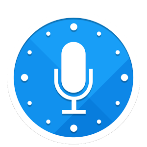 WakeVoice - vocal alarm clock icon