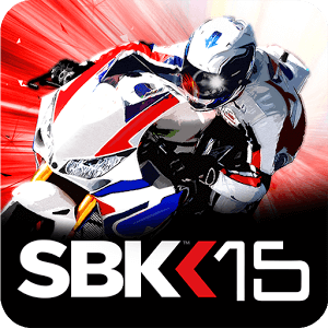 SBK15 Official Mobile Game icon