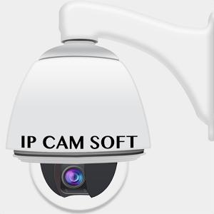 دانلود IP Cam Soft 8.3 نرم افزار مشاهده و کنترل دوربین های مداربسته اندروید
