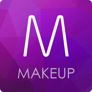 Makeup-Hair and Eye Color icon