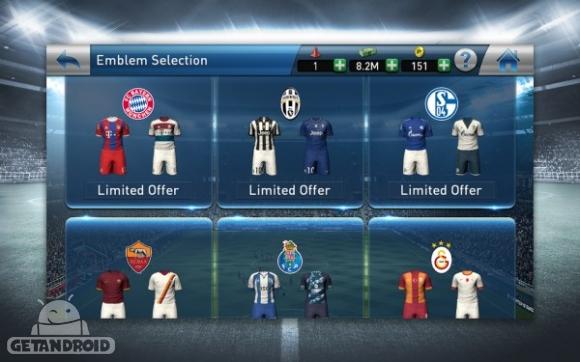 دانلود PES Club Manager 1.1.0 – بازی سرمربی فوتبال و مدیریت باشگاه اندروید