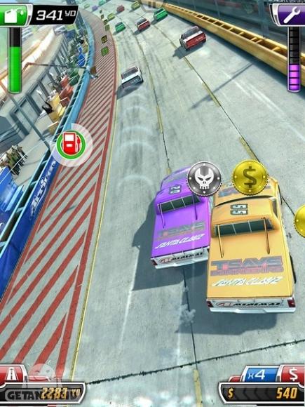 1433762410 daytona rush 3 دانلود Daytona Rush 1.5.1   بازی اتومبیلرانی نسکار اندروید + مود