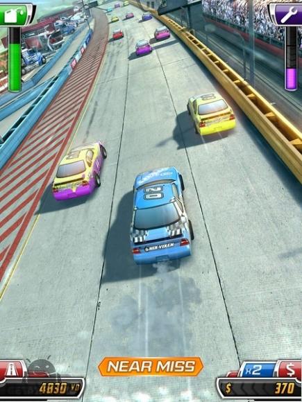 1433762445 daytona rush 1 دانلود Daytona Rush 1.5.1   بازی اتومبیلرانی نسکار اندروید + مود