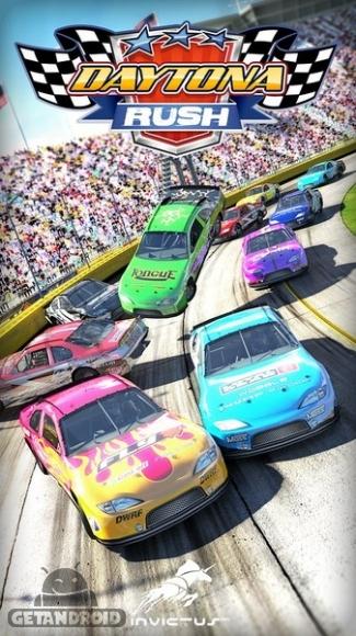 1433762499 daytona rush 4 دانلود Daytona Rush 1.5.1   بازی اتومبیلرانی نسکار اندروید + مود