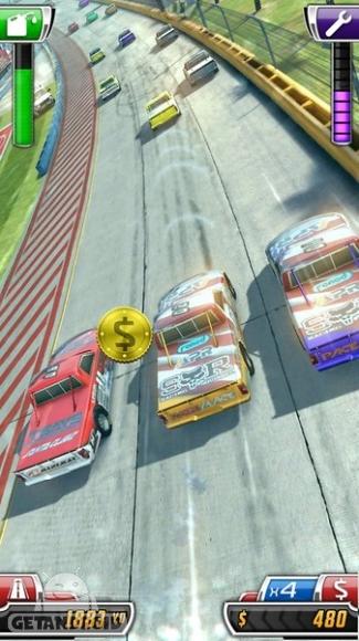 1433762514 daytona rush 7 دانلود Daytona Rush 1.5.1   بازی اتومبیلرانی نسکار اندروید + مود