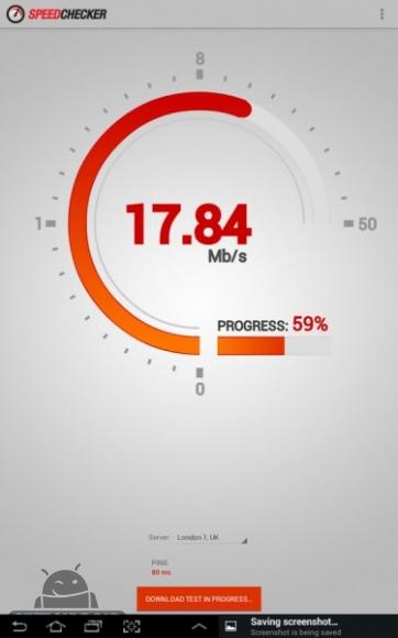 دانلود Internet Speed Test 2G, 3G, LTE, Wifi Premium 2.2.1 برنامه تست سرعت اینترنت اندروید