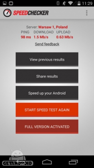 دانلود Internet Speed Test 3G,4G,Wifi Premium 2.0.79 برنامه تست سرعت اینترنت اندروید