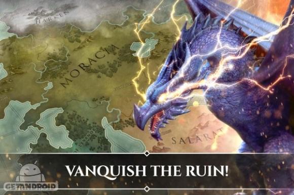 دانلود Rival Kingdoms: Age of Ruin 1.73.0.430 – بازی استراتژیک آنلاین عصر تباهی اندروید