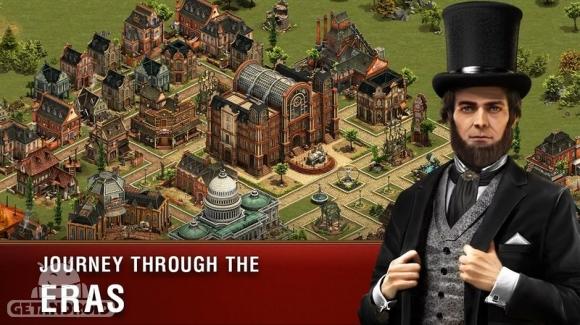 دانلود Forge of Empires 1.117.2 - بازی استراتژیک پیشرفت امپراطوریها برای اندروید