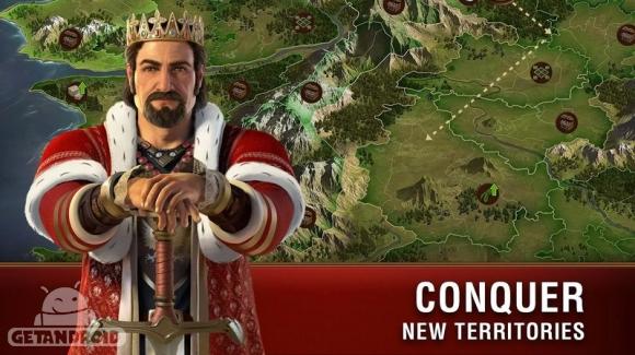 1435157716 forge of empires 4 دانلود Forge of Empires 1.57.2   بازی استراتژیک پیشرفت امپراطوریها برای اندروید