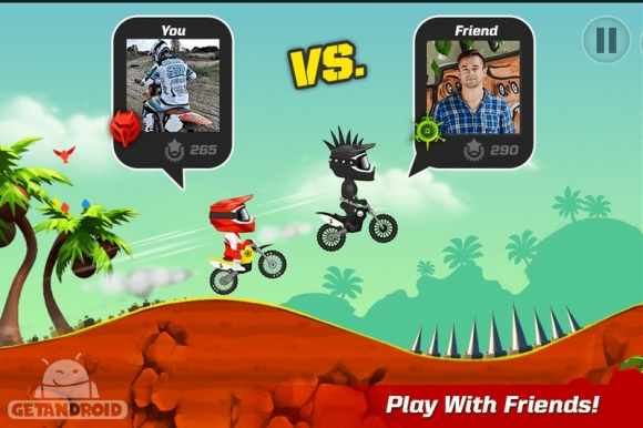 1435200260 bike up 3 دانلود Bike Up! 1.0.1.43   بازی موتورسواری فانتزی جهت آندروید + مود