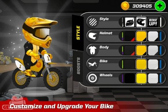 1435200266 bike up 4 دانلود Bike Up! 1.0.1.43   بازی موتورسواری فانتزی جهت آندروید + مود