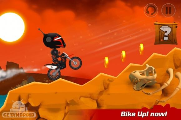 1435200291 bike up 5 دانلود Bike Up! 1.0.1.43   بازی موتورسواری فانتزی جهت آندروید + مود