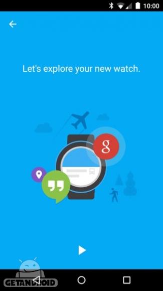 دانلود Android Wear 2.0.0.169583061 اتصال به گجت های پوشیدنی اندروید