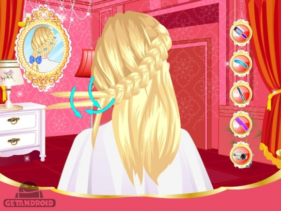 دانلود Perfect Braid Hairdresser 1.1.3 - بازی دخترانه بافت مو برای اندروید ! 1