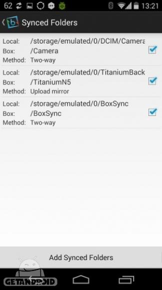 دانلود AutoSync Box  Pro 2.10.8 – سرور ذخیره سازی فایل باکس اندروید