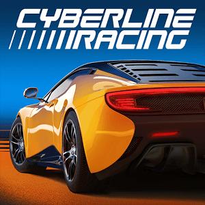 دانلود Cyberline Racing 1.0.11131 - بازی اتومبیلرانی سایبرلاین ریسینگ اندروید + دیتا