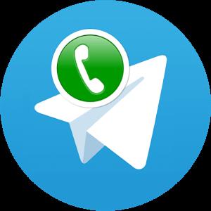 دانلود کالگرام Callgram - Telegram free calls 1.1.8 - برنامه تلگرام با تماس صوتی برای اندروید