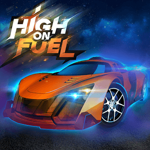 Car Racing 3D: High on Fuel icon