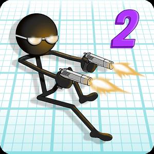 دانلود Gun Fu: Stickman 2 v1.19.0 - بازی آدمک تیرانداز برای اندروید + مود