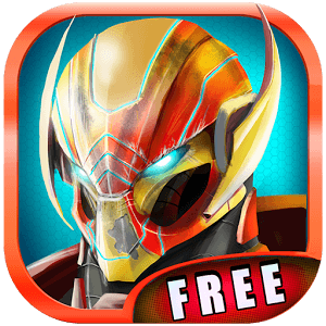 Fighting Game Steel Avengers icon