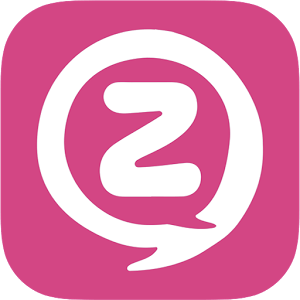 Zipt free calls & messages icon