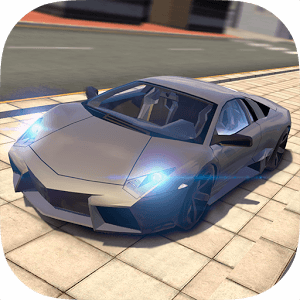 Extreme Car Driving Simulator اندروید APK