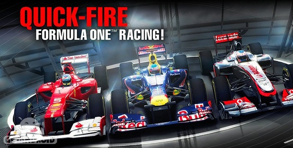 دانلود F1™ Challenge 1.0.35 - بازی فرمول یک اندروید + دیتا + مود