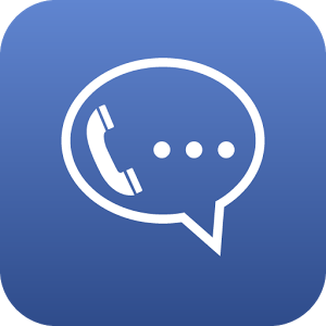 hichat: chat with FB account icon