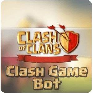 Clash Game Bot اندروید APK