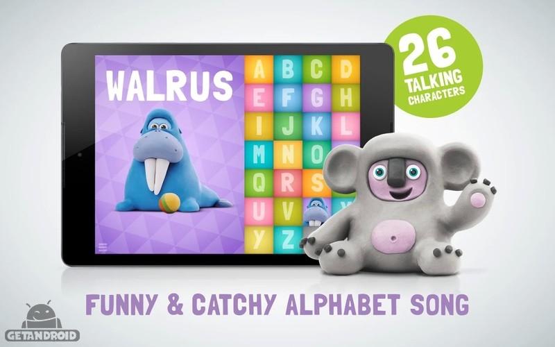 دانلود Talking ABC 1.00.33 - بازی آموزش الفبای انگلیسی برای کودکان ...... دانلود Talking ABC 1.00.33 - بازی آموزش الفبای انگلیسی برای کودکان در اندروید + ...