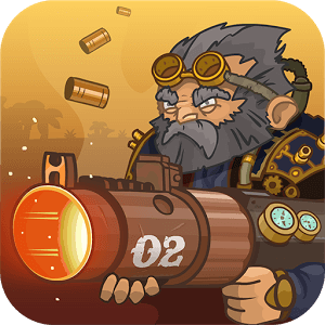 Steampunk Defense icon