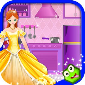 Princess Royal Kitchen icon