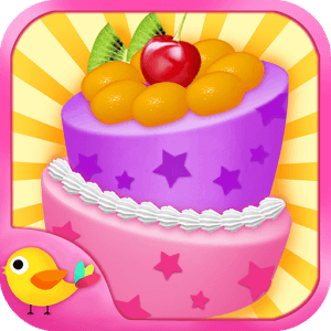 Cake Maker Salon icon