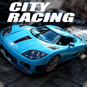 1437044008 city racing 3d logo دانلود City Racing 3D v2.3.062   بازی اتومبیلرانی مسابقه در شهر برای اندروید + مود