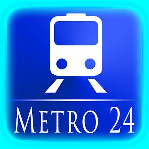 دانلود Metro ★ Navigator  3.2.3 PRO برنامه مسیریاب مترو برای اندروید