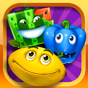 Magic Kitchen: match-3 game icon