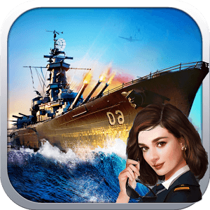 sea warfare hero icon