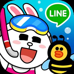 دانلود LINE Bubble! - بازی خطوط حبابی لاین اندروید