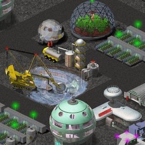 دانلود Moonbase Inc - بازی شهرسازی پایگاه ماه اندروید