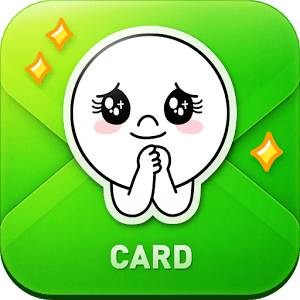 LINE Card icon