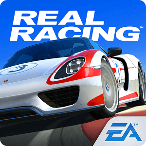 Real Racing 3 icon