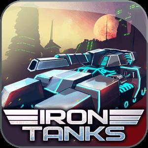 دانلود Iron Tanks 2.52 - بازی آنلاین تانکهای آهنین برای اندروید