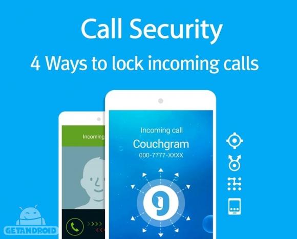 دانلود  couchgram - Conceal calls 3.8.2 - برنامه پسوردگذاری بر روی تماسهای ورودی در اندروید