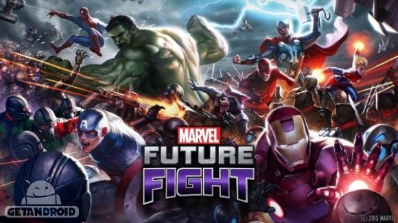دانلود MARVEL Future Fight 2.8.1 بازی مبارزه آینده مارول اندروید