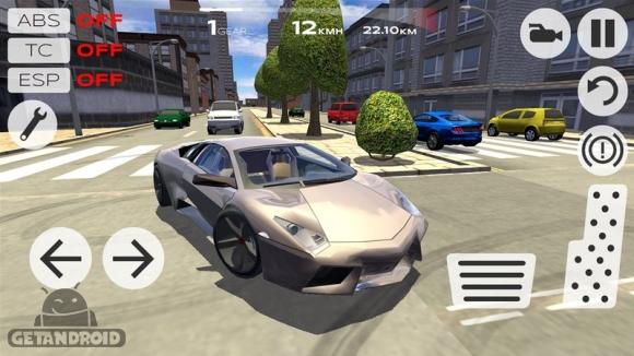 1436362846 extreme car driving simulator 7 دانلود Extreme Car Driving Simulator 4.05   بازی هیجان انگیز رانندگی در شهر برای اندروید