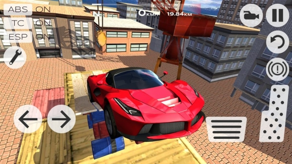 1436362935 extreme car driving simulator 8 دانلود Extreme Car Driving Simulator 4.05   بازی هیجان انگیز رانندگی در شهر برای اندروید