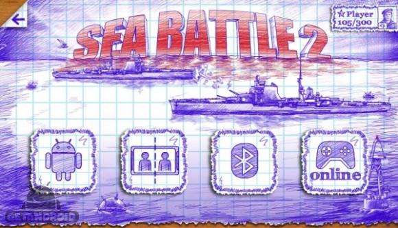 دانلود Sea Battle 2 v1.6.2 بازی مولتی پلیر جدید اندروید
