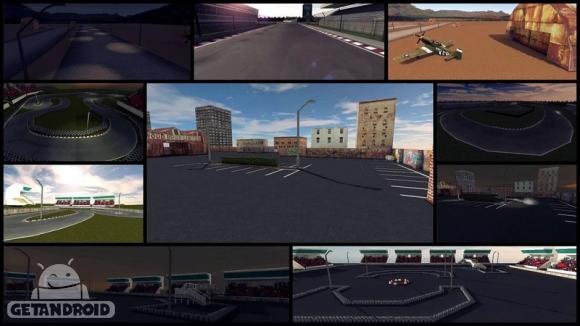 دانلود Real Drifting: Car Racing Game v1.21 - بازی اتومبیلرانی دریفت برای اندروید + دیتا